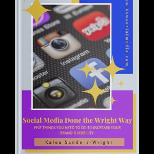 Social Media Done The Wright Way