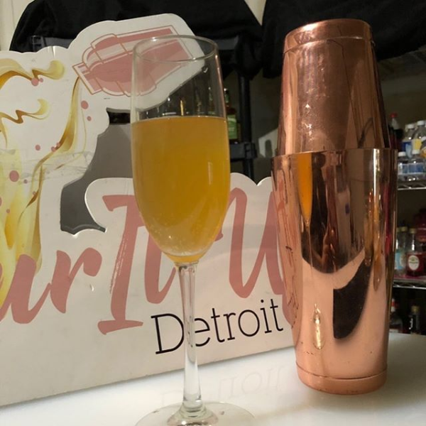 Pour It Up Detroit