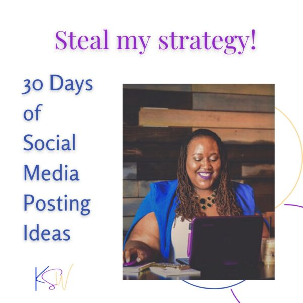 Steal My Strategy